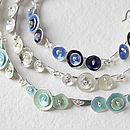 Single Strand Blossom Bracelet