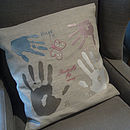 Personalised Cushion with your Child's Drawing