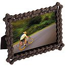 Rectangular Bike Chain Photo Frame