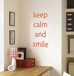 Wall Quotes Wall Art Stickers - wall stickers