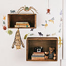 'Creepy Crawlies' Wall Stickers