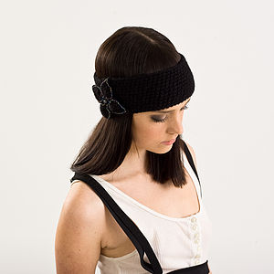 Charleston Headband - hats, scarves & gloves