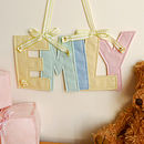 Personalised Name Decoratioon