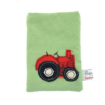 Phone Case Range: Phone Case - Tractor