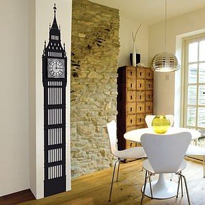 Big Ben Wall Clock - gifts for him