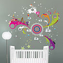 Fun Of The Fair Giant Wall Stickers