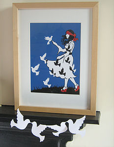 'Flight Of Fancy' Limited Edition Print