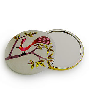 Compact Mirror - beauty accessories