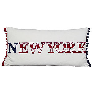 New York Cushion - cushions