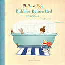 Bubbles Before Bed Activity Book