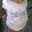 Colourmein crayon tshirthi