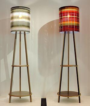 Bespoke Glass Floor Lamp
