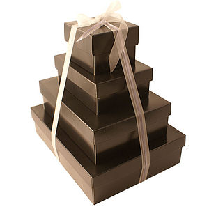 Amazing Christmas Tower - luxury hampers