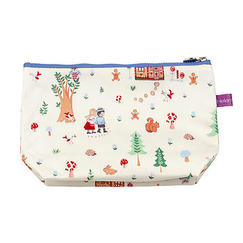 Hansel and Gretel Large Make up Bag