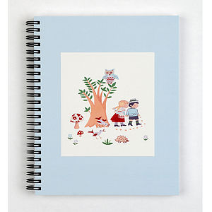 Hansel And Gretel Notebook - notebooks & journals