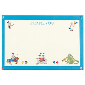 The Reluctant Dragon Thank You Pack