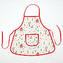 Hansel and Gretel apron