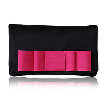 Darling satin coin purse