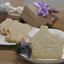 New Home Biscuit Shortbread