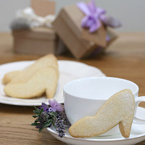 Biscuit Shoes Shortbread - food & drink gifts