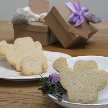 Gardening Shortbread Biscuits