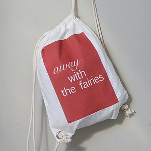 Away With The Fairies Child's Kit Bag