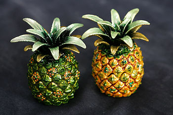 Green Pineapple Box
