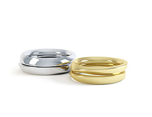 Eternal Twist Ring - rings