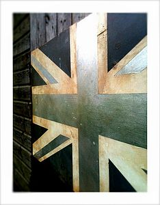 Silver Leaf Union Jack - shop by price