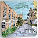 'Radcliffe Camera' coaster