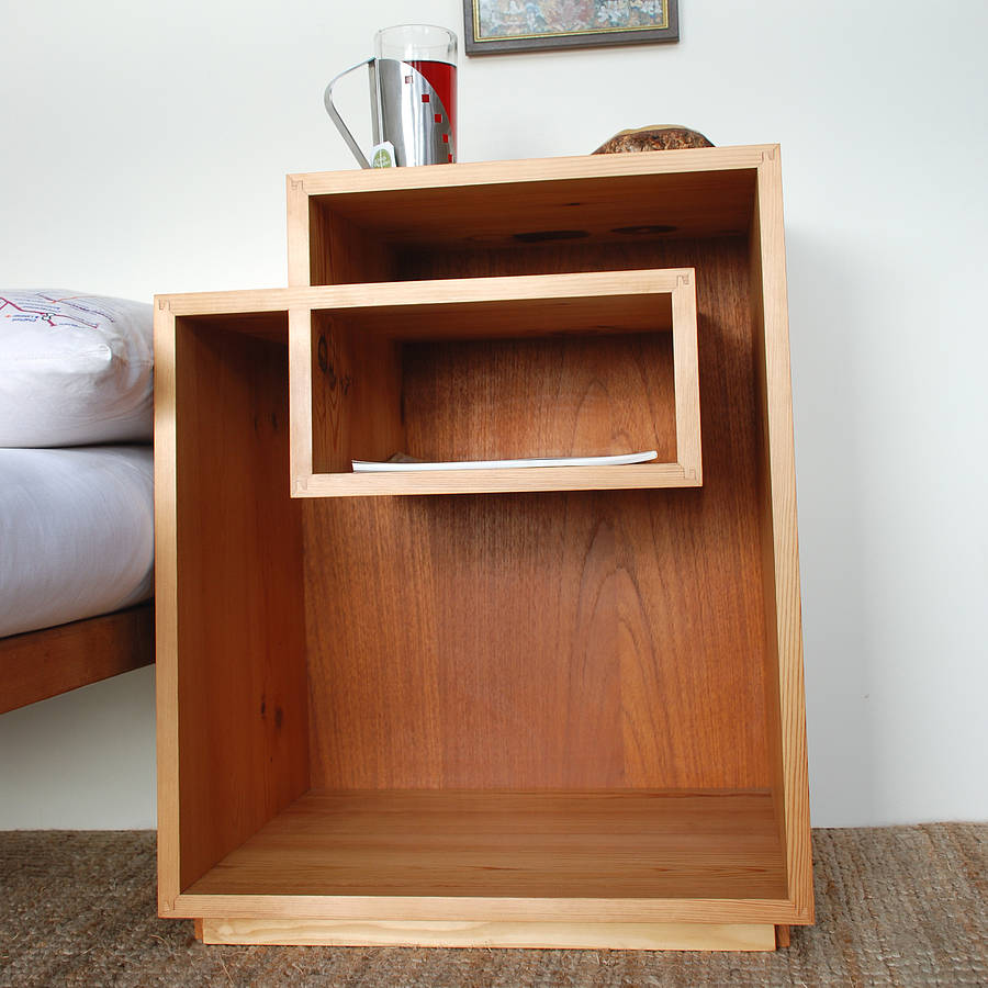 Inside The Box Bedside Table By Dz Design