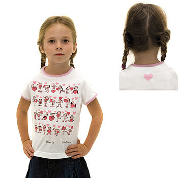 Children's Organic Cotton T Shirt