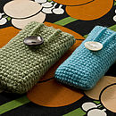 Olive and Turquoise Cases