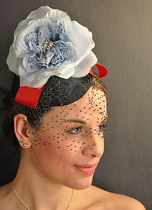 Vintage Pillbox Hat