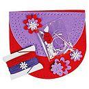 Red & Purple Purse Kit