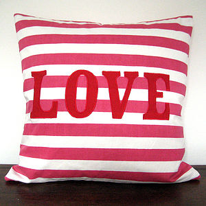 Wordsworth Cushion - children's room