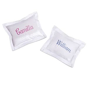 Personalised Children's Pillow Case and Pad
