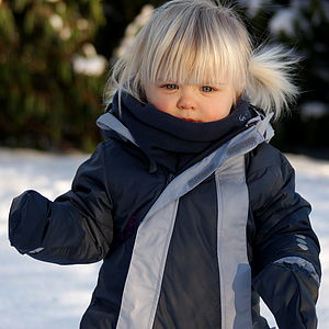 Baby Toddler Snow Suit - clothing