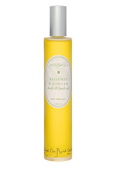 Rosehip & Ginger Body/Bath Oil