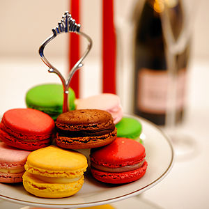 Box Of 10 French Macarons - gifts for foodies