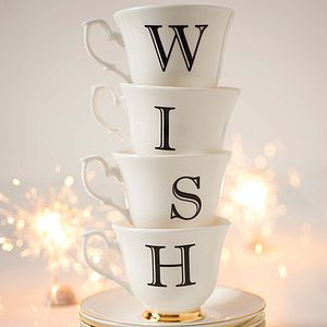 Alphabet Cup And Saucer Sale Price 40% Off
