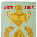 A Notebook For Winners