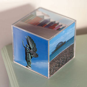 Photo Cube - picture frames