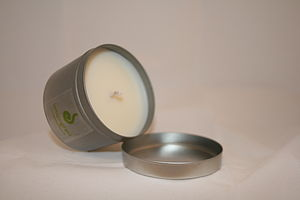 Aromatherapy Travel Candle - lights & candles
