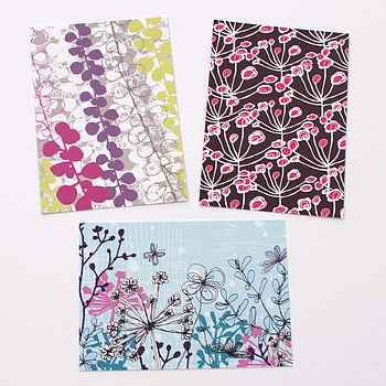 Surface Pattern Postcard Set