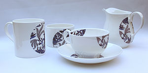 Willows Bone China Teaware