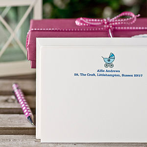 Children's Personalised Correspondence Cards - shop by category