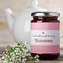 15 Personalised Jam Labels
