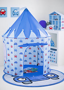 Boys Car Play Tent - tents, dens & wigwams