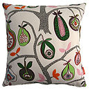 Strange fruit cushion